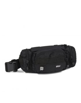 LIFE SUX – MARSUPIO HIP BAG (Black)
