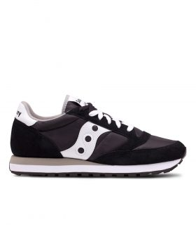 SAUCONY – JAZZ ORIGINAL (Black/White)