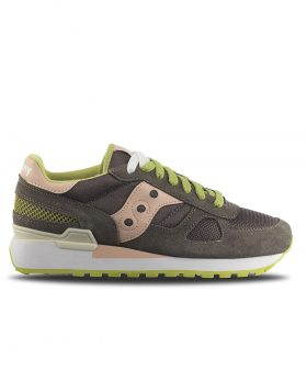 SAUCONY – SHADOW ORIGINAL (Rose/Lime)