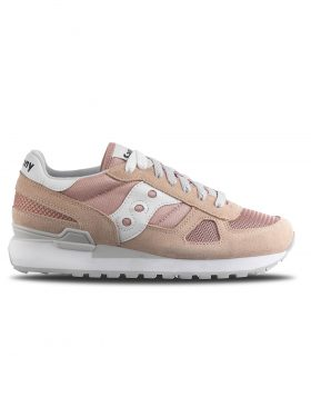 SAUCONY – SHADOW ORIGINAL (Rose/Grey)