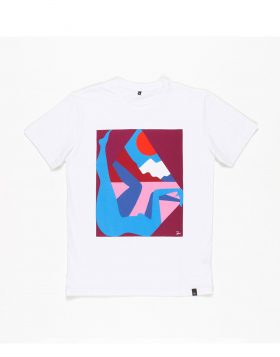 PARRA – T-shirt New Sealand Window (White)