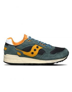 SAUCONY – SHADOW 5000 VINTAGE (Teal/Blue/Orange)
