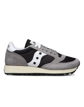 SAUCONY – JAZZ ORIGINAL VINTAGE (Grey/Black/White)