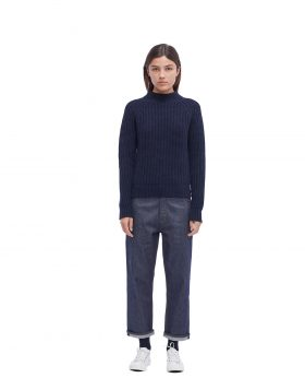 You Must Create – Diana Jumper (Navy)