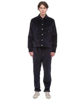 You Must Create – Pinkley 2 Jacket (Navy)