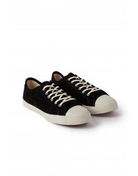 You Must Create – Wingtip Suede Shoe (Black)