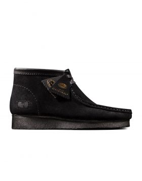 CLARKS X WU TANG – WALLABEE WW (Black Suede)
