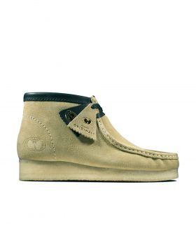 CLARKS X WU TANG – WALLABEE WW (Maple Suede)