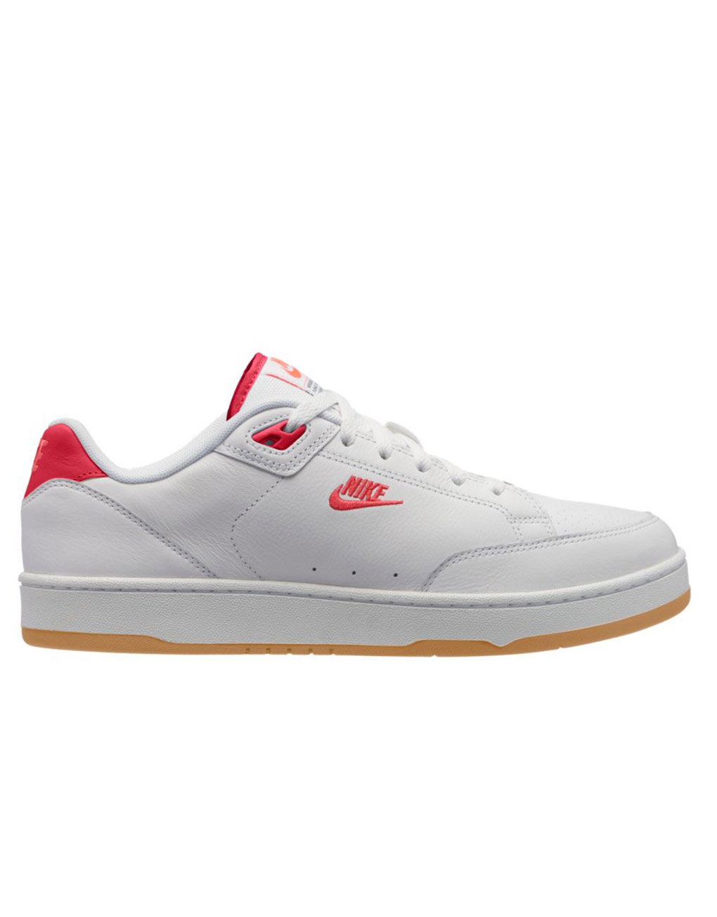 NIKE \u2013 GRANDSTAND II PREMIUM (White/University Red)