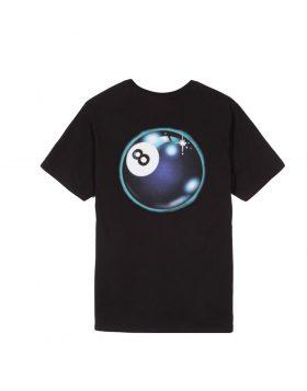 STUSSY – Mystic 8 Ball Tee (Black)