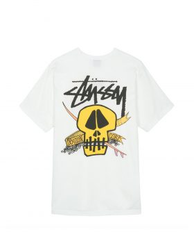 STUSSY – Surf Skull Tee (Natural)