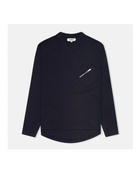 YOU MUST CREATE – Angle Pocket (Navy)