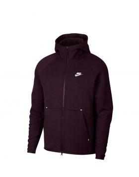 NIKE – Sportswear Tech Fleece (Burgundy / Ash White)