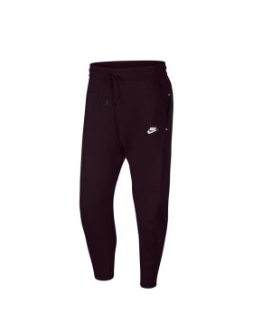 NIKE – Sportswear Tech Fleece (Burgundy/Ash White)