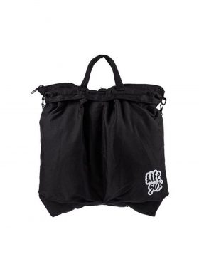 LIFE SUX – Military Tote Bag (Black)