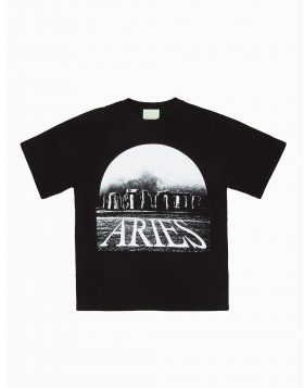 ARIES – Moonhenge SS T (Black)
