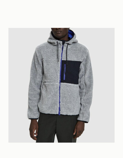 penfield fleece grigio