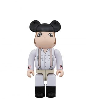 MEDICOM TOY – Be@arbrick ALEX DELARGE 1000% (Clockwork Orange)