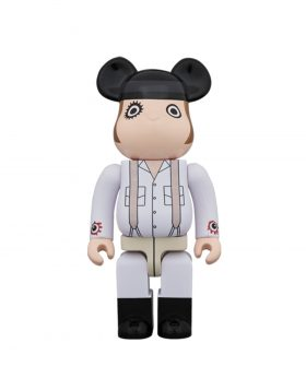 MEDICOM TOY – Be@rbrick ALEX DELARGE 1000% (Clockwork Orange)