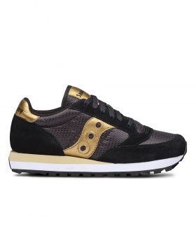 SAUCONY – JAZZ ORIGINAL Woman (Black/Gold)