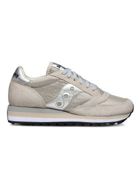 SAUCONY – JAZZ TRIPLE Woman (Grey/Silver) – Limited Edition