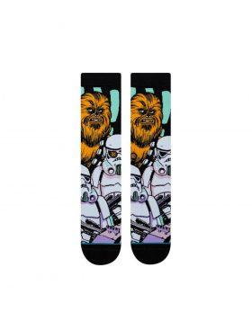 STANCE – STAR WARS Socks (Warped Chewbecca)
