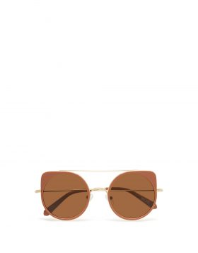 WOOD WOOD – Virgo Sunglasses (Brown)