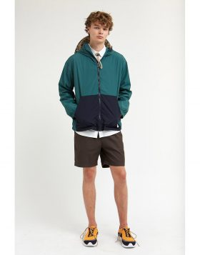 WOOD WOOD – Baltazar Shorts (Dark Grey)