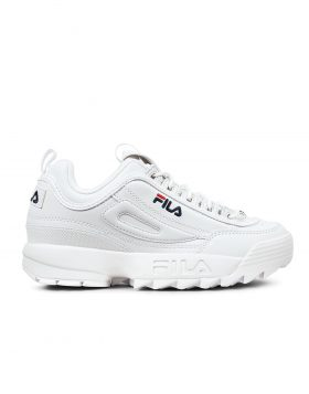 FILA – Disruptor Low Man (White)