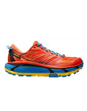 HOKA ONE ONE – Mafate Speed 2 (Nasturtium / Spicy Orange)