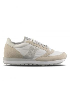 SAUCONY – Jazz O' Woman (White/Grey)