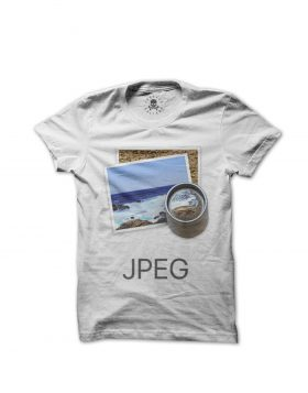 JUSTEES – JPEG TEE