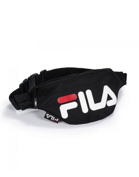 FILA – Waist Bag Slim (Black)
