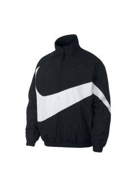 NIKE – Sportswear Woven Jacket (Black-White/Black)