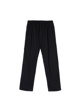 STUSSY – OG Brushed Beach Pant (Black)
