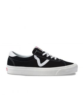 VANS – STYLE 73 DX (Anaheim Factory) – Og Black/Suede