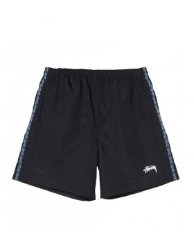 STUSSY – Taping Nylon Short (Black)