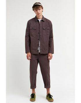 WOOD WOOD – Benedict Trousers (Dark Grey)
