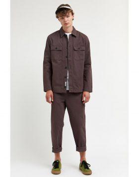 WOOD WOOD – Benedict Trousers (Dark Grey)