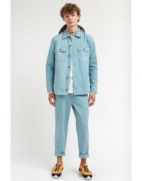 WOOD WOOD – Pantalone Benedict (Dusty Blue)