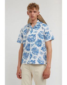 WOOD WOOD – Brandon Shirt (Tourist off-white)