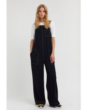 WOOD WOOD – Annie Jumpsuit (Navy)