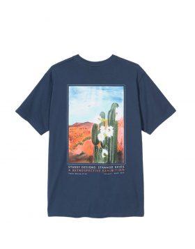 STUSSY – Cactus Sky Tee (Navy)