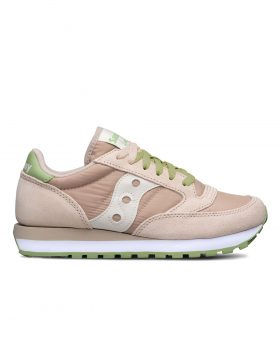 SAUCONY – Jazz O' Woman (Blush/Green/Cream)