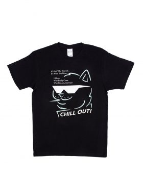 RIPNDIP – Chill Out Tee (Black)