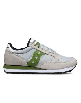 SAUCONY – Jazz O' Man (Grey/Green)