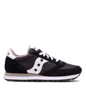 SAUCONY – Jazz O' Man (Black/White)