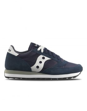 SAUCONY – Jazz O' Man (Navy/White)