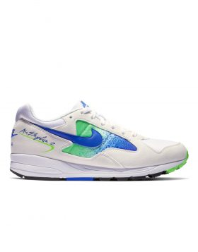 NIKE – AIR SKYLON II (White/Hyper Royal – Green Strike)