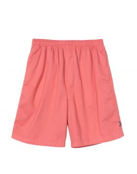 STUSSY – OG Brushed Beach Short (Pink)